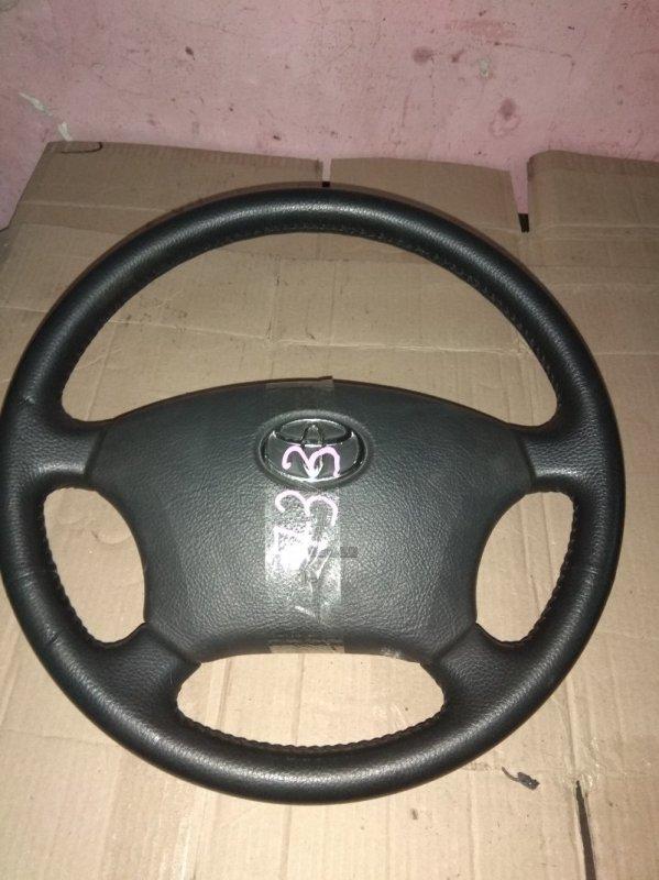 Руль с airbag Toyota Estima ACR40