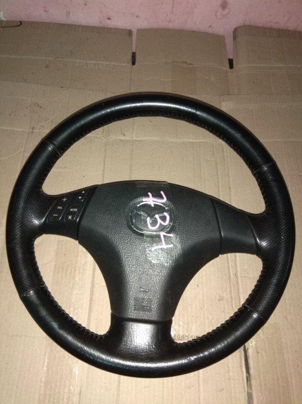 Руль с airbag Mazda Atenza GG3S