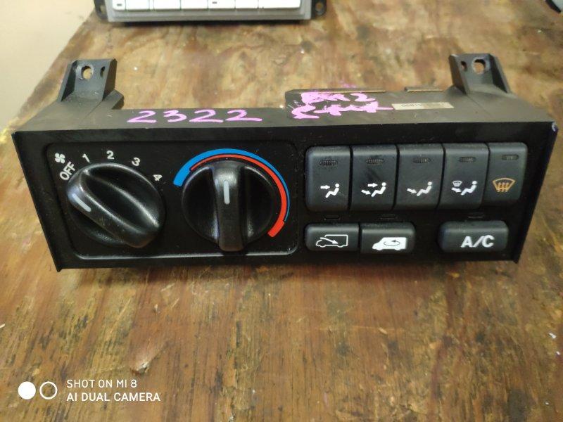 Блок управления климат-контролем Honda S-Mx RH1 B20B