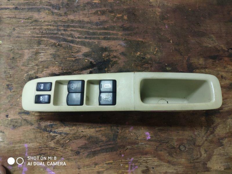 Блок упр. стеклоподьемниками Nissan Elgrand E51