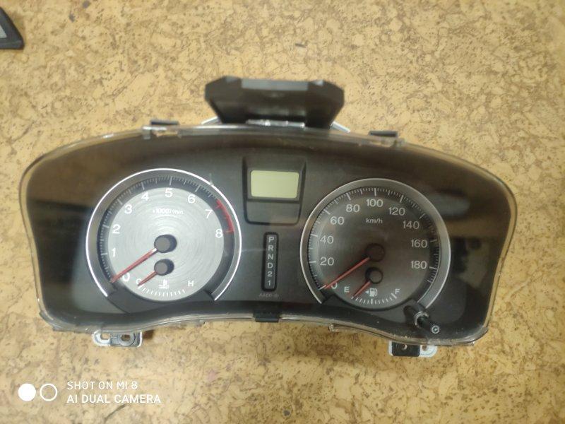 Панель приборов Honda Stream RN6 R18A 2006