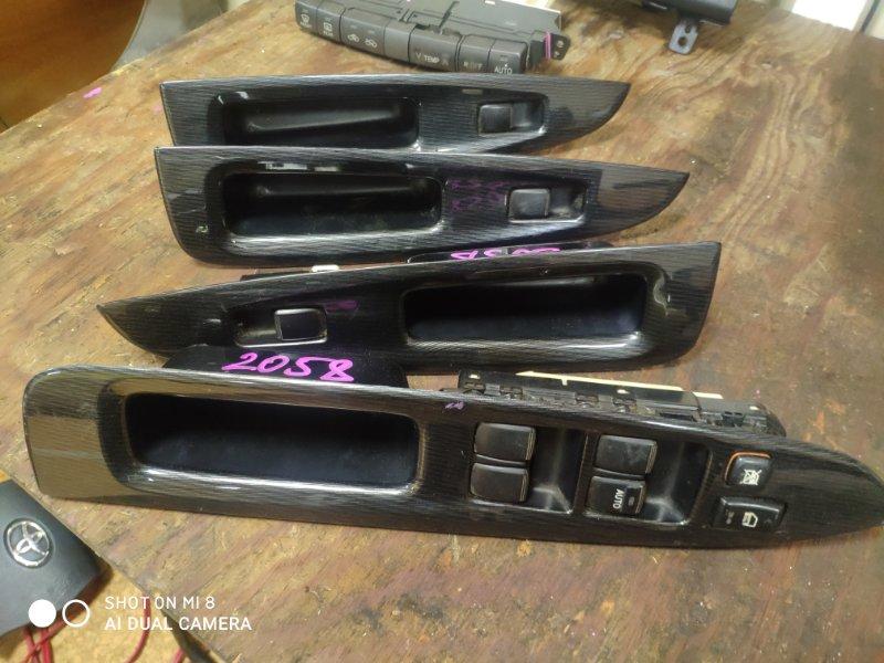 Блок упр. стеклоподьемниками Toyota Mark Ii GX110