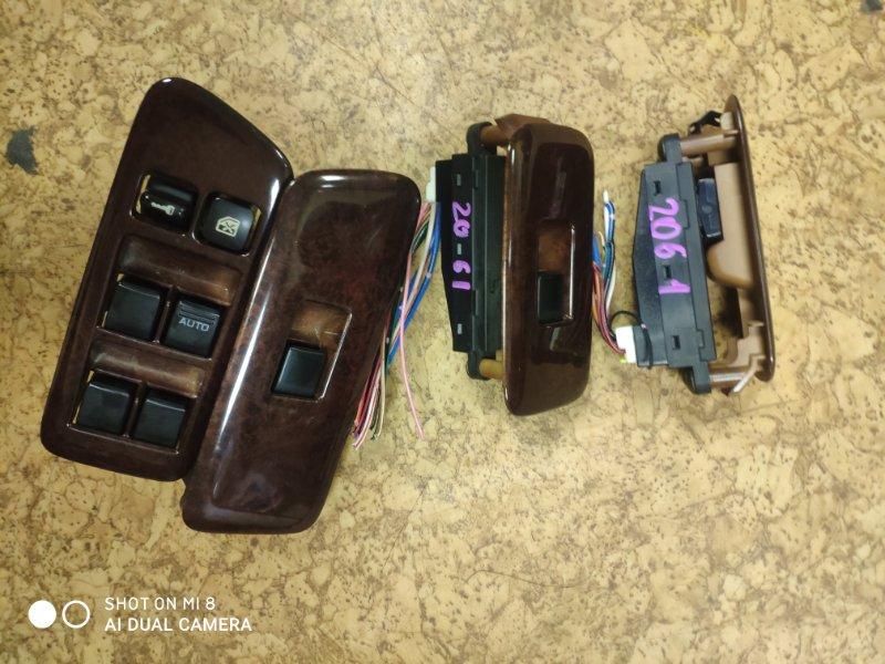 Блок упр. стеклоподьемниками Nissan Cefiro A32