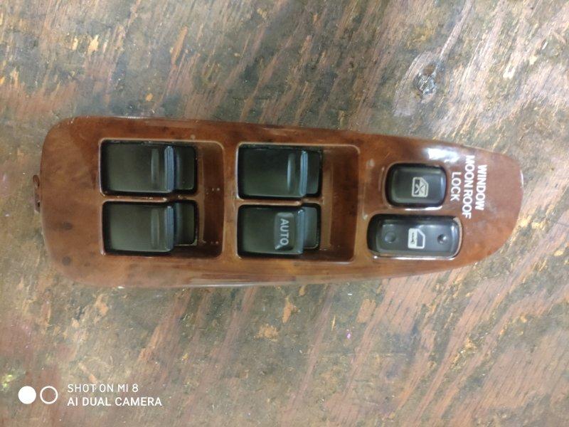 Блок упр. стеклоподьемниками Toyota Estima ACR40 передний правый