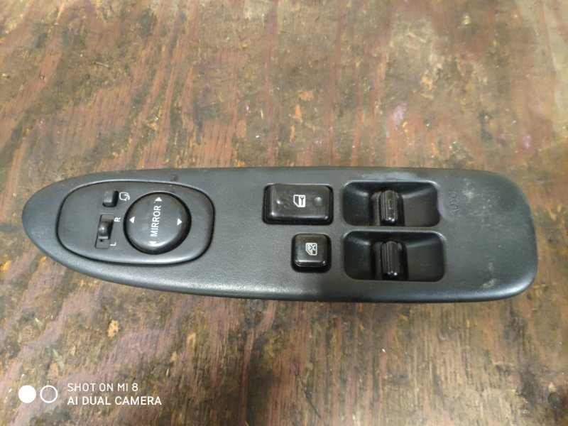 Блок упр. стеклоподьемниками Toyota Celica ST202 передний правый