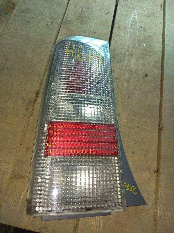 Стоп-сигнал Toyota Bb NCP30 задний левый