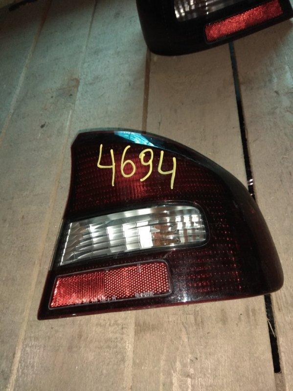 Стоп-сигнал Subaru Legacy B4 BE5 задний правый