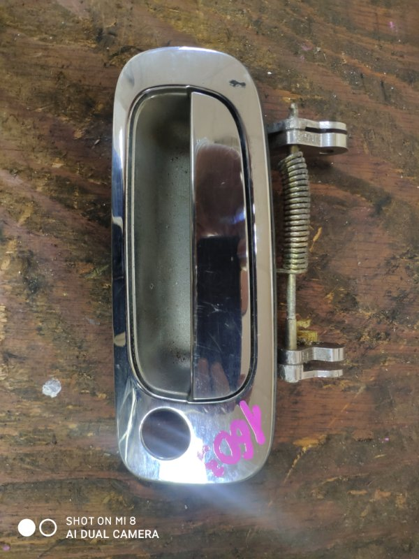 Ручка двери внешняя Toyota Crown JZS151 передняя левая
