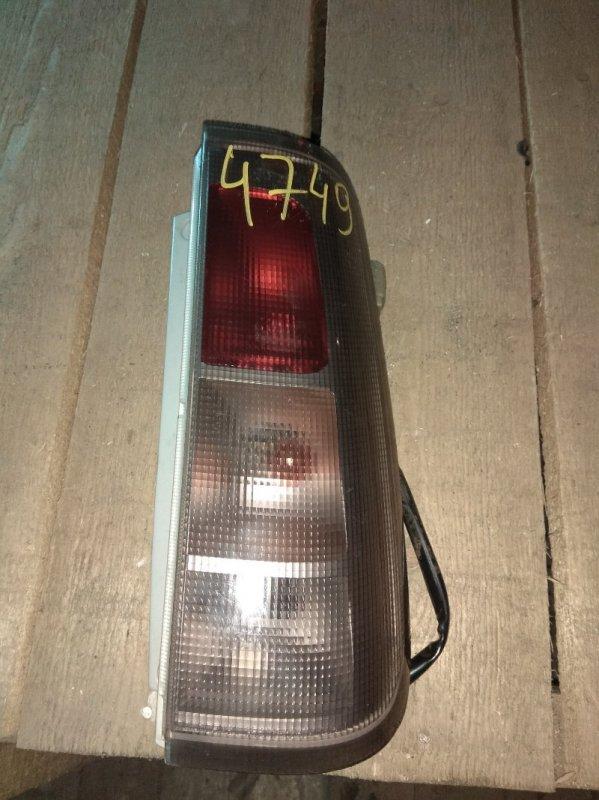 Стоп-сигнал Suzuki Kei HN21 задний правый