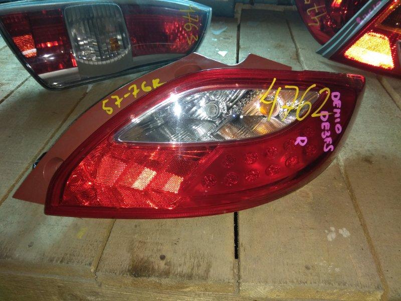 Стоп-сигнал Mazda Demio DE3AS задний правый