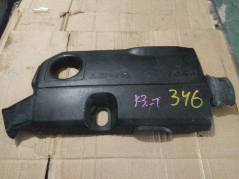 Пластиковая крышка на двс Daihatsu Storia M101A K3-VE2