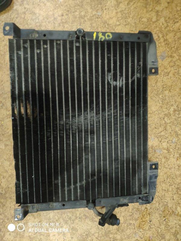 Радиатор кондиционера Isuzu Elf NHR69 4JG2 1994