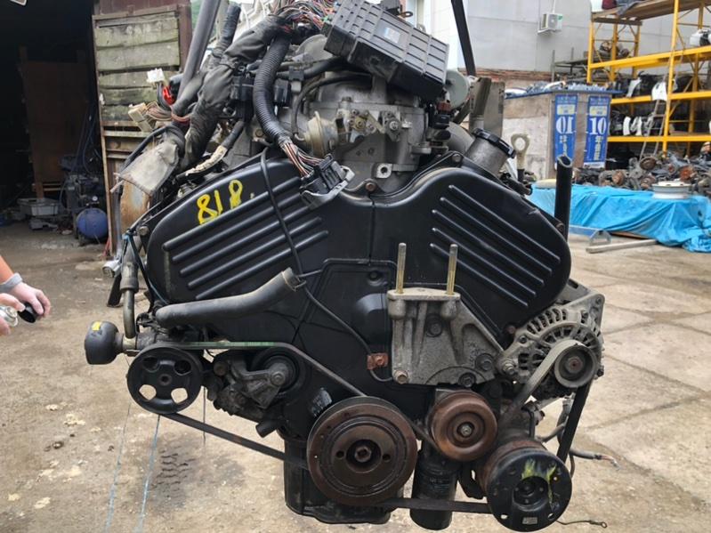 Двигатель Mitsubishi Chariot Grandis N86 6G72 ст.501000818