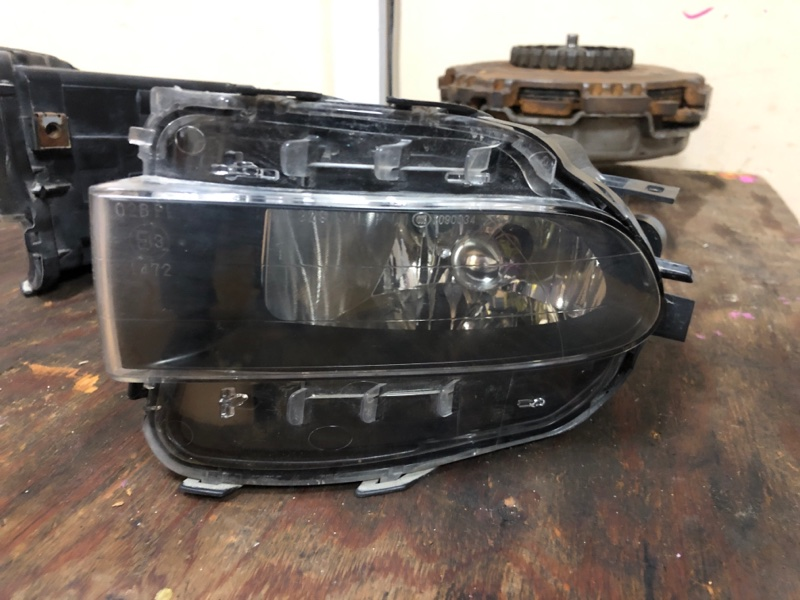 Туманка Lexus Gs300 GWS191 2GR-FSE передняя левая