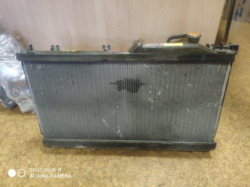 Радиатор основной Subaru Impreza Wrx Sti GVB EJ207 2009