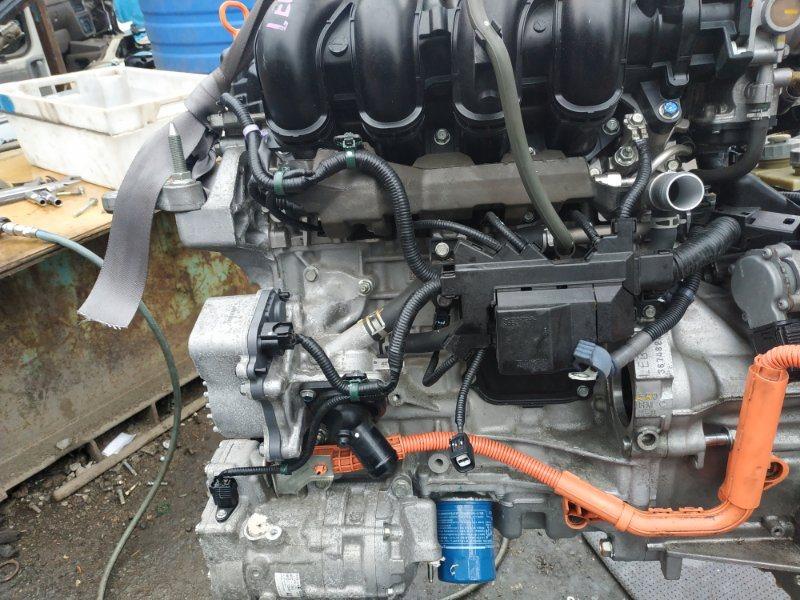 Помпа водяная Honda Vezel RU3 LEB 2015