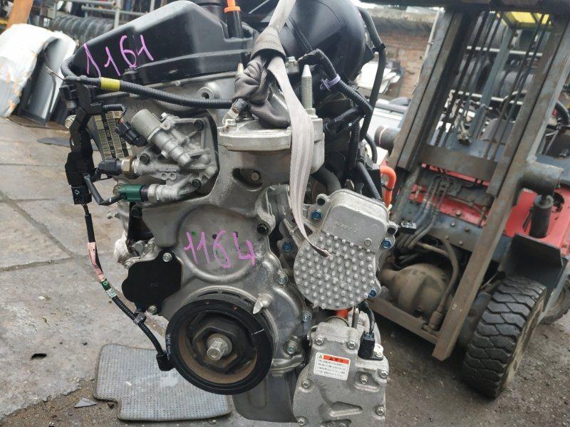 Компрессор кондиционера Honda Vezel RU3 LEB 2015