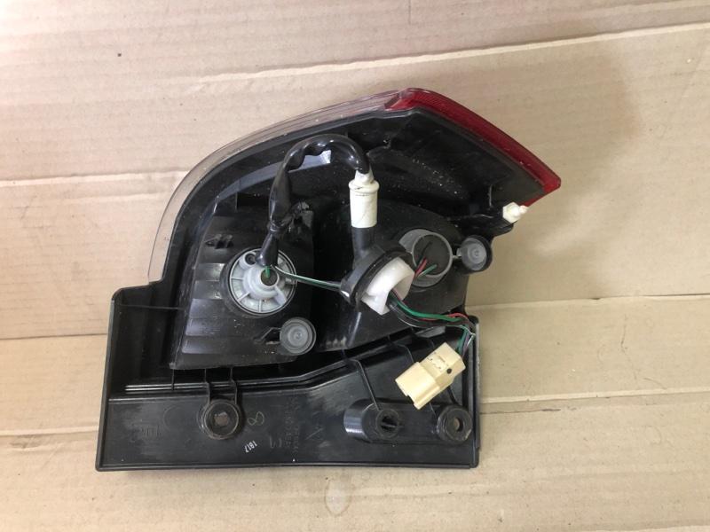 Стоп-сигнал Suzuki Solio MA15S задний правый