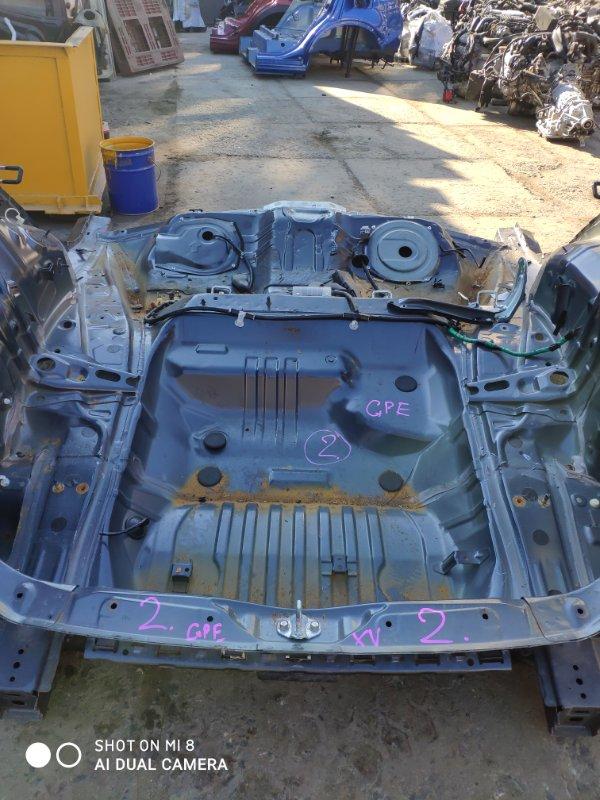 Тазик железный Subaru Impreza Xv GPE FB20 задний