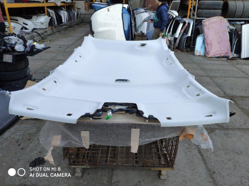 Обшивка потолка Subaru Forester SJG FA20DET 2015