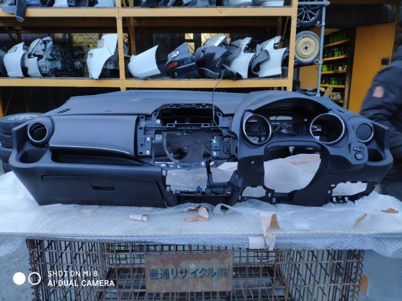 Торпеда Honda Fit Shuttle GP2