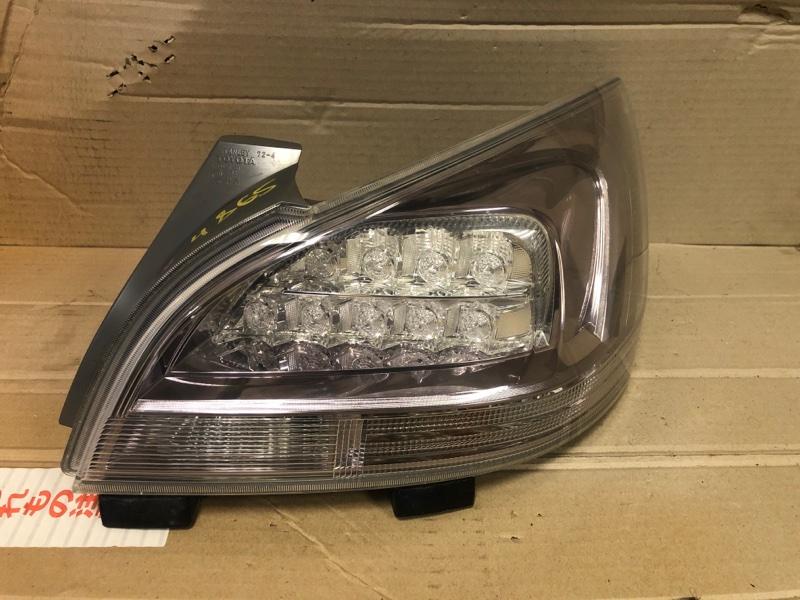 Стоп-сигнал Toyota Mark X Zio ANA10 задний правый