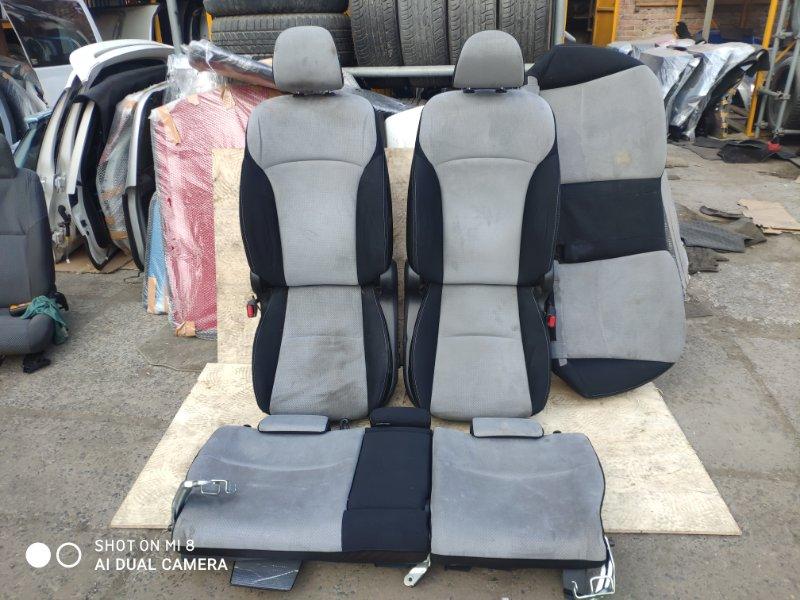 Сидение Subaru Impreza Xv GP7 FB20