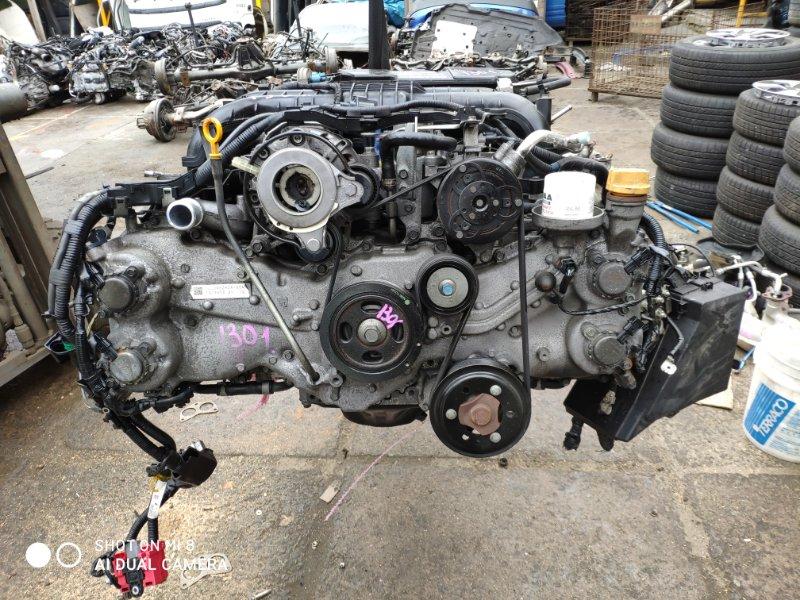 Двигатель Subaru Impreza Xv GPE FB20 2014