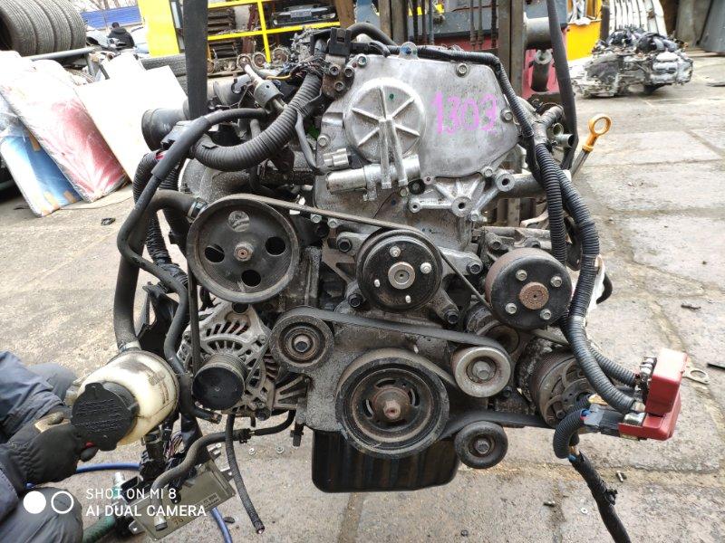 Двигатель Nissan Nv350 Caravan E26 QR20DE 2015