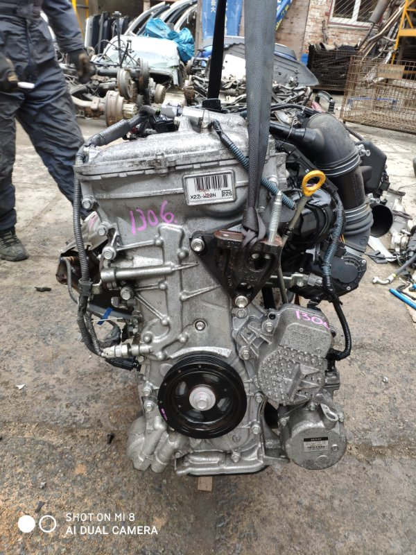 Двигатель Toyota Prius Alpha ZVW41 2ZR 2011