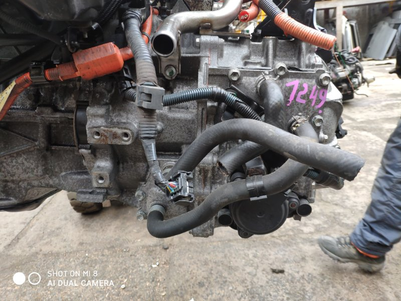 Акпп Toyota Prius Alpha ZVW41 2ZR 2011