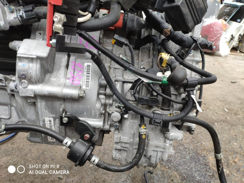 Акпп Honda Fit Shuttle GP2 LDA 2015