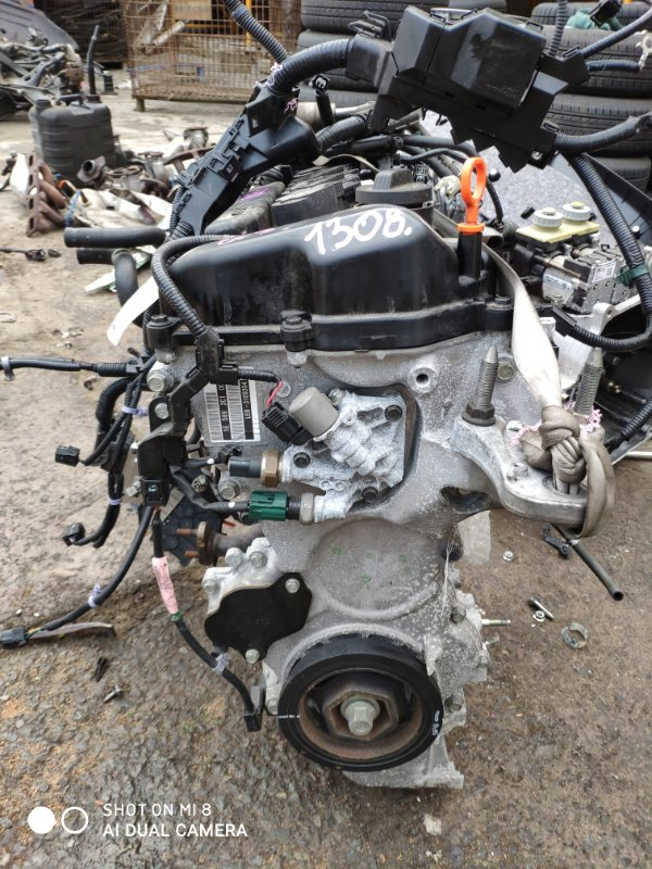 Двигатель Honda Fit GP5 LEB 2015
