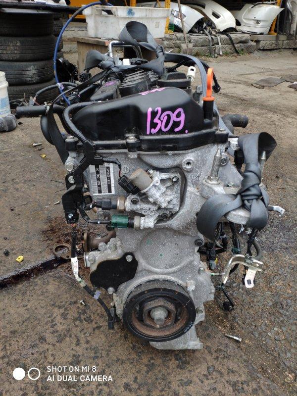 Двигатель Honda Shuttle GP7 LEB 2016