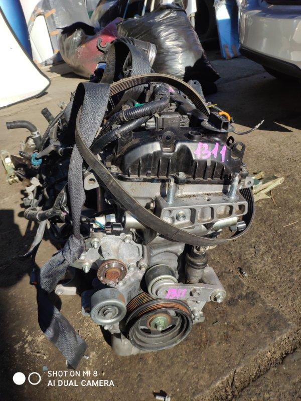 Двигатель Suzuki Ignis FF21S K12C