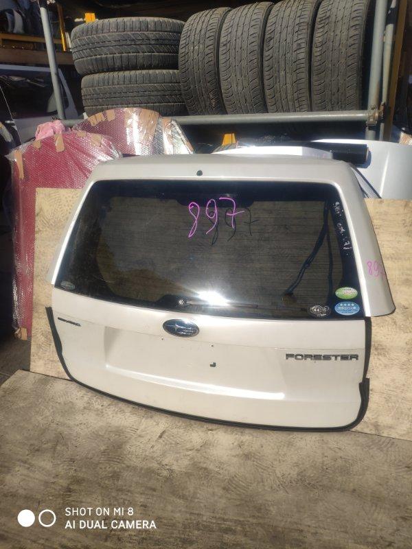Дверь задняя Subaru Forester SHJ FB20 2011