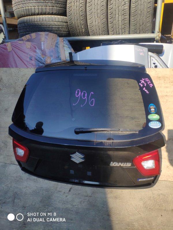 Дверь задняя Suzuki Ignis FF21S K12C