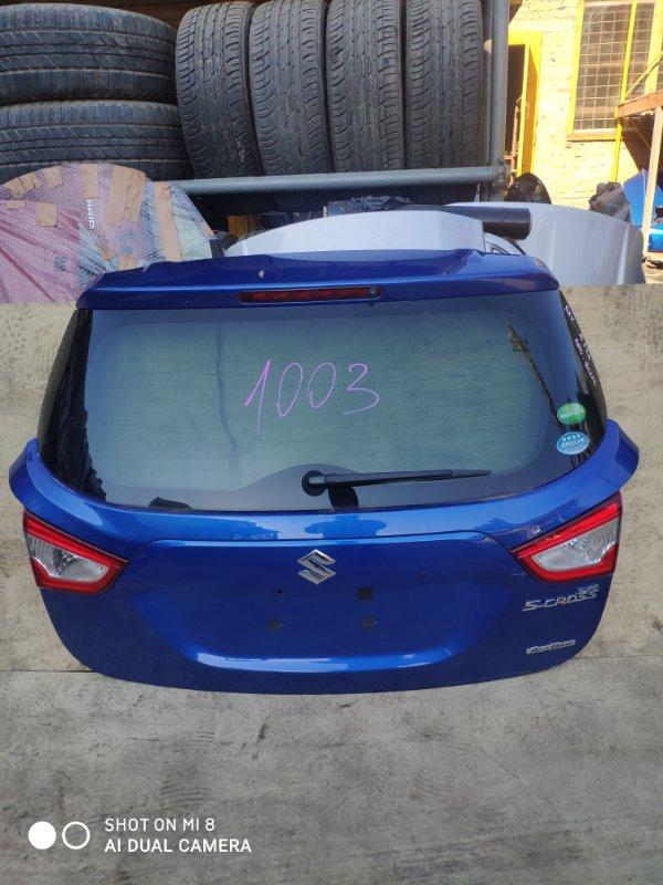 Дверь задняя Suzuki Sx4 YA22S M16A 2016