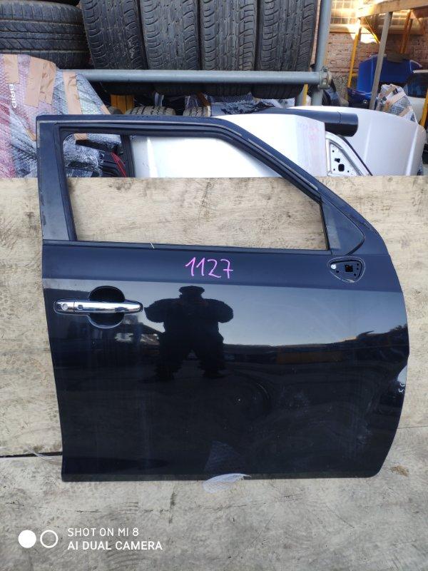 Дверь Suzuki Ignis FF21S K12C передняя правая