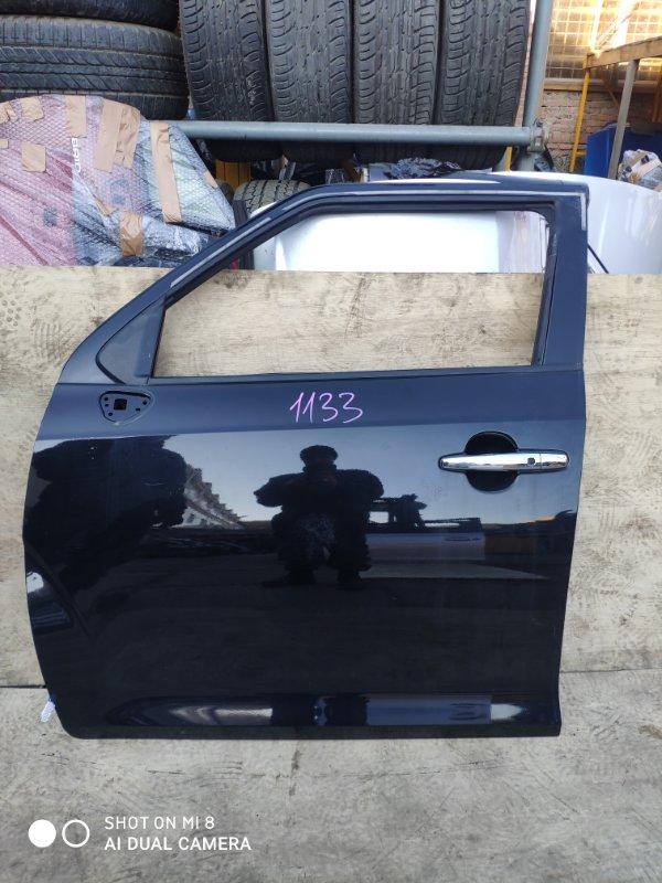 Дверь Suzuki Ignis FF21S K12C передняя левая