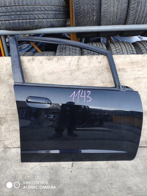 Дверь Honda Fit Shuttle GP2 LDA передняя правая