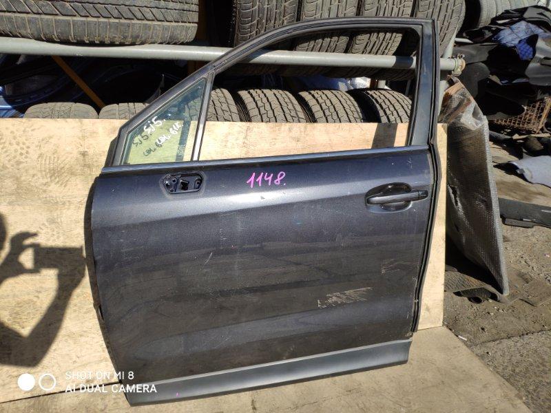 Дверь Subaru Forester SJG FB20 передняя левая