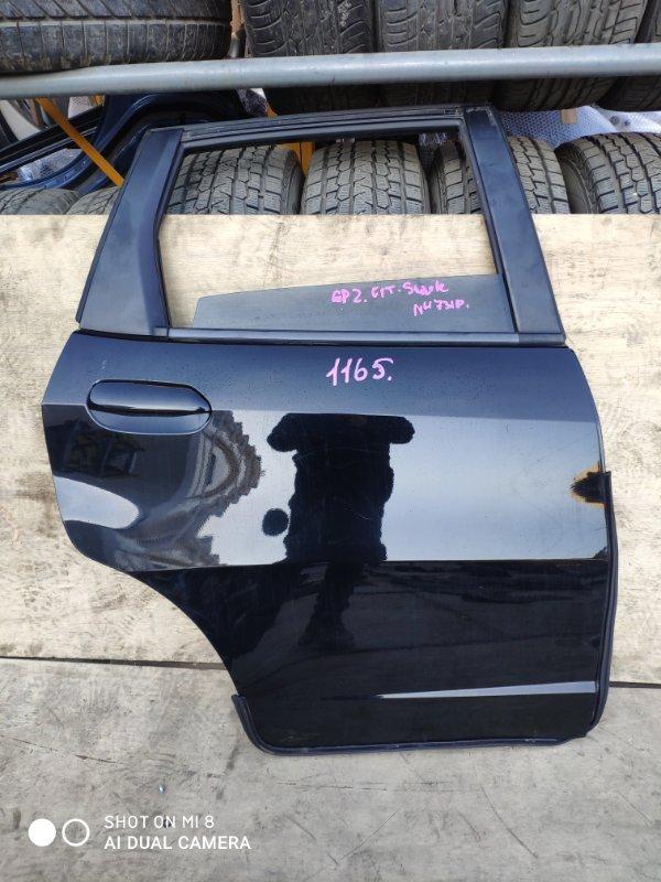 Дверь Honda Fit Shuttle GP2 LDA задняя правая
