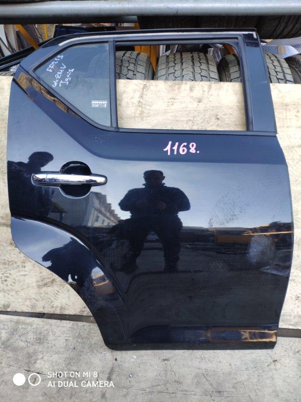 Дверь Suzuki Ignis FF21S K12C задняя правая