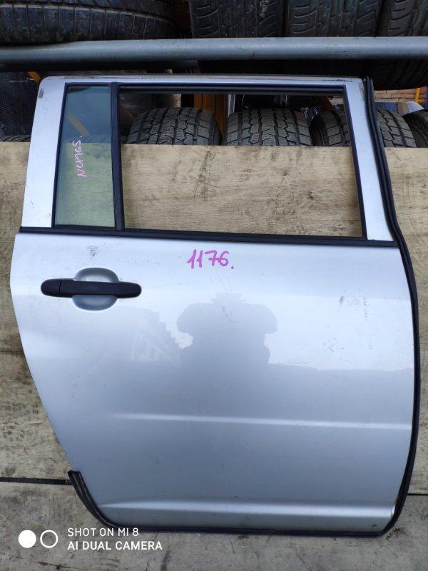 Дверь Toyota Succeed NCP165 задняя правая