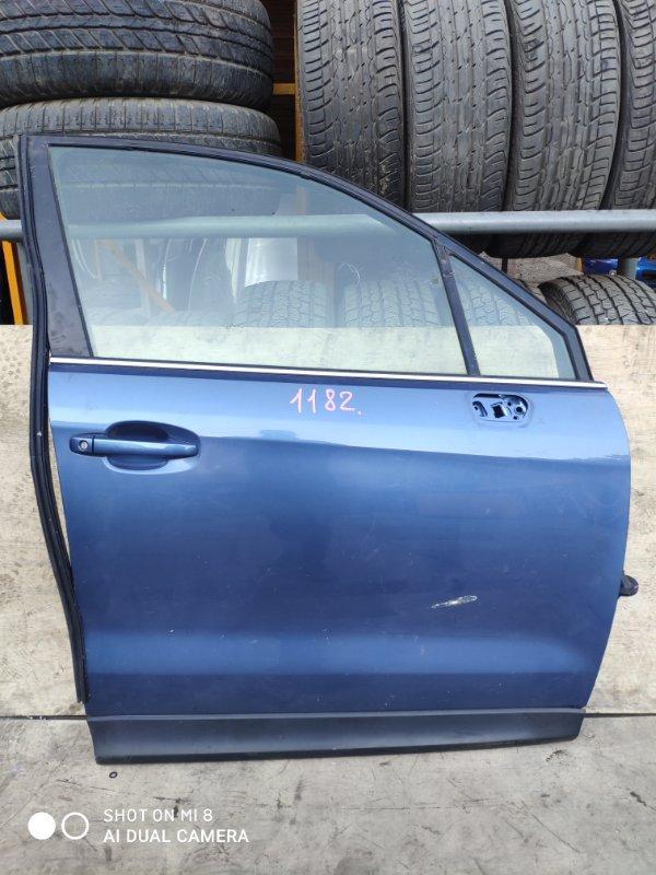 Дверь Subaru Forester SJG FB20 передняя правая