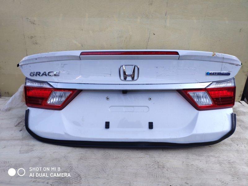 Крышка багажника Honda Grace GM4 LEB 2019