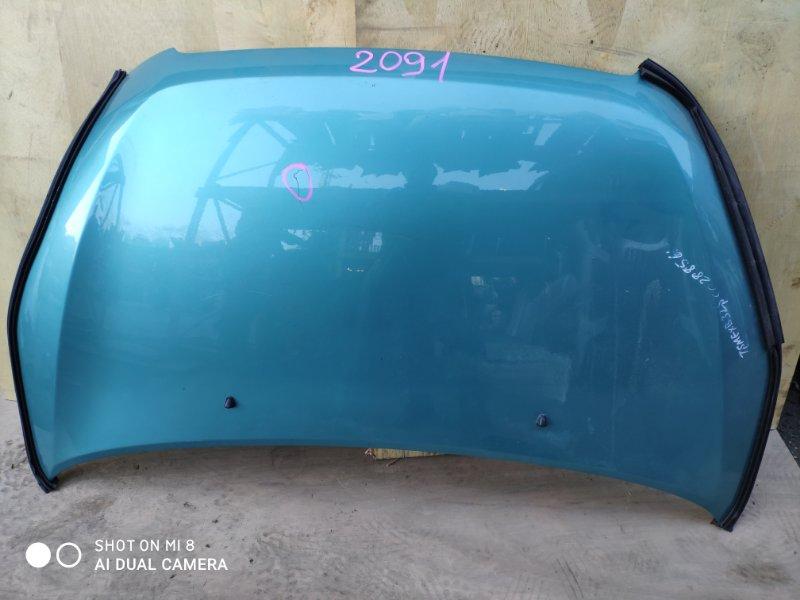 Капот Suzuki Splash XB32S