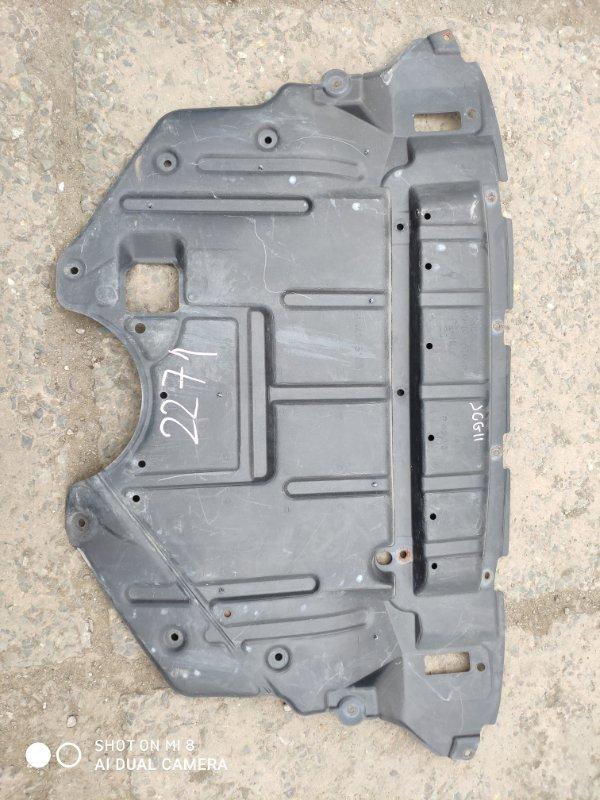 Защита двигателя Toyota Brevis JCG11 передняя