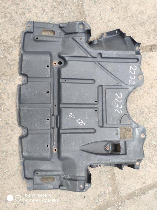 Защита двигателя Toyota Mark Ii JZX110 1JZ-FSE